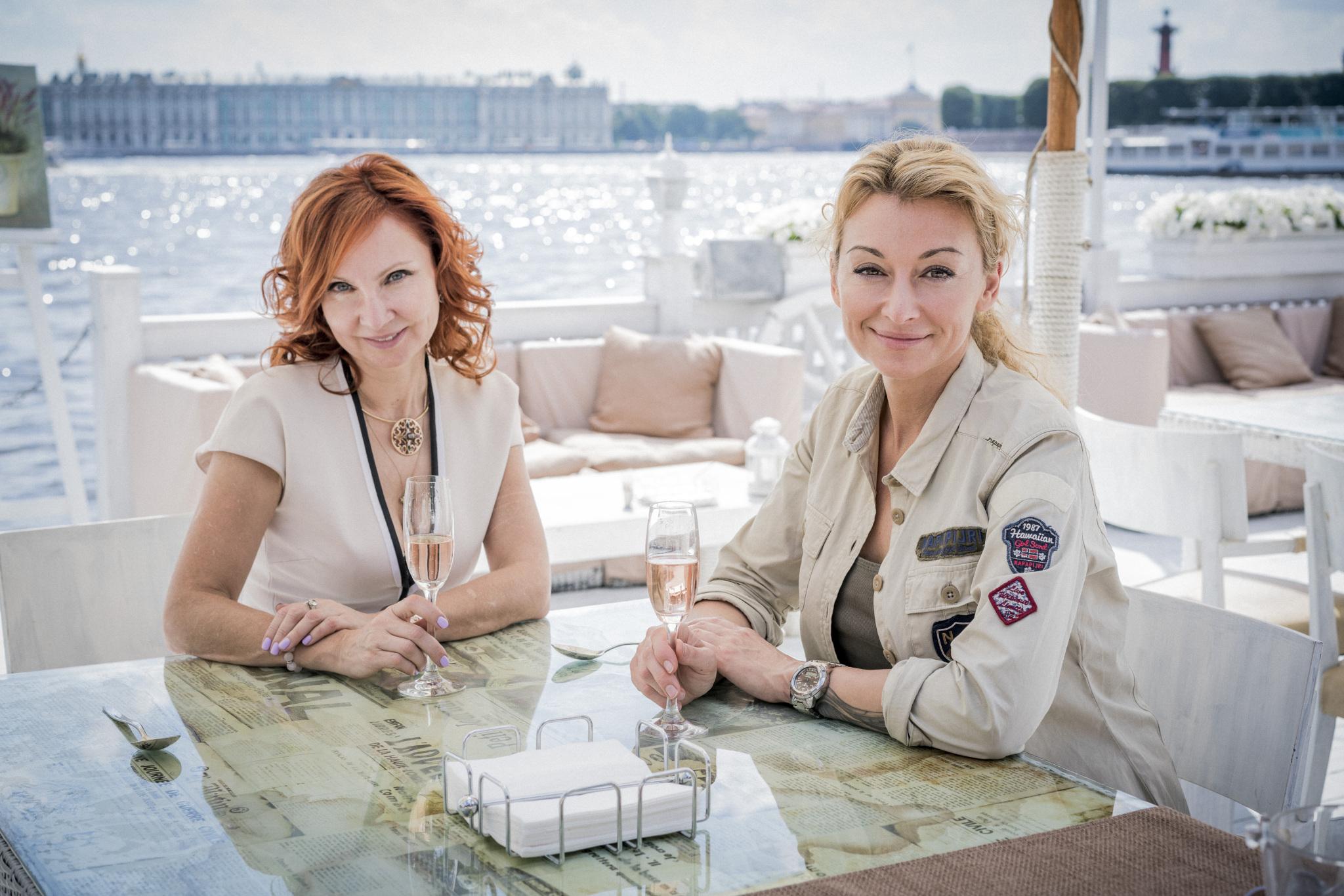 Odcinek 2, sezon 8, Rosja
